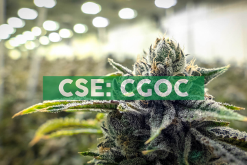"""Cannabis Growth Opportunity Corporation is Pleased to Report that Bhang Commenced Trading on the CSE Under the Symbol """"BHNG"""""""
