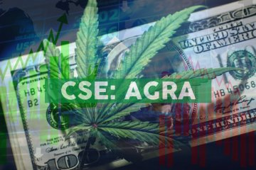 AgraFlora Organics Bolsters European Supply Agreement; Receives C$2,000,000 Cash Infusion