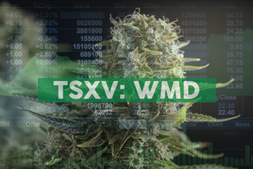 WeedMD Closes its $13.1 Million Bought-Deal Offering