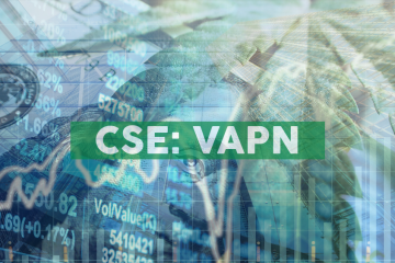 Vapen MJ to Ring Opening Bell at Canadian Securities Exchange