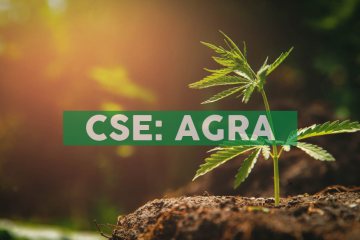AgraFlora Organics Introduces Initial Edibles SKUs for Production at 51,500 Sq. Ft. GMP-Certified Winnipeg Edibles Facility; To Launch National Edibles Safety Campaign