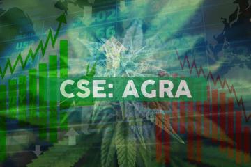 AgraFlora Organics Awarded Health Canada Research License at GMP Winnipeg Edibles Facility