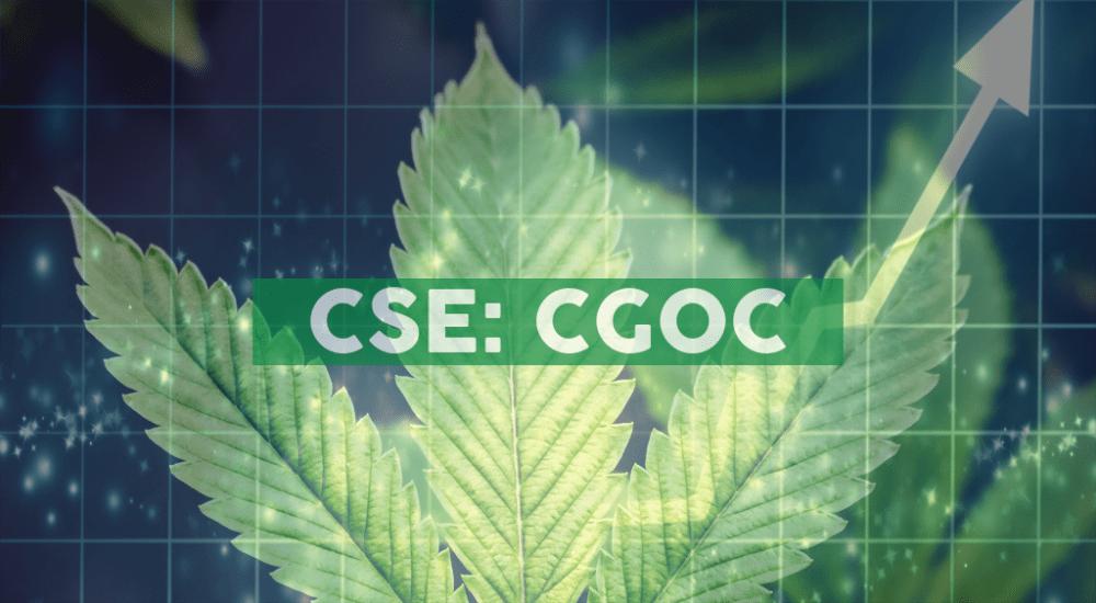 Cannabis Growth Opportunity Corporation Announces NAV of $2.51