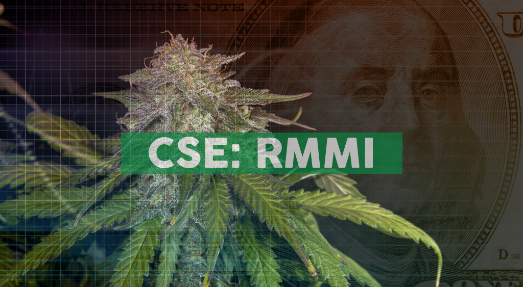 RMMI Corp. Announces Filing of its Financial Statements and Related Management Discussion and Analysis for Q3 2018