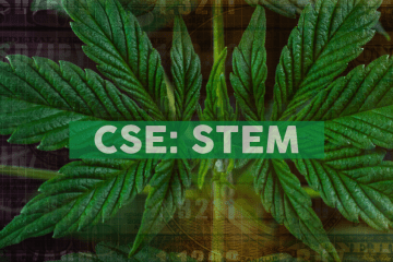 Stem Holdings Inc. Announces Closing of the First Tranche of Private Placement for Aggregate Gross Proceeds of Approximately C$3 Million