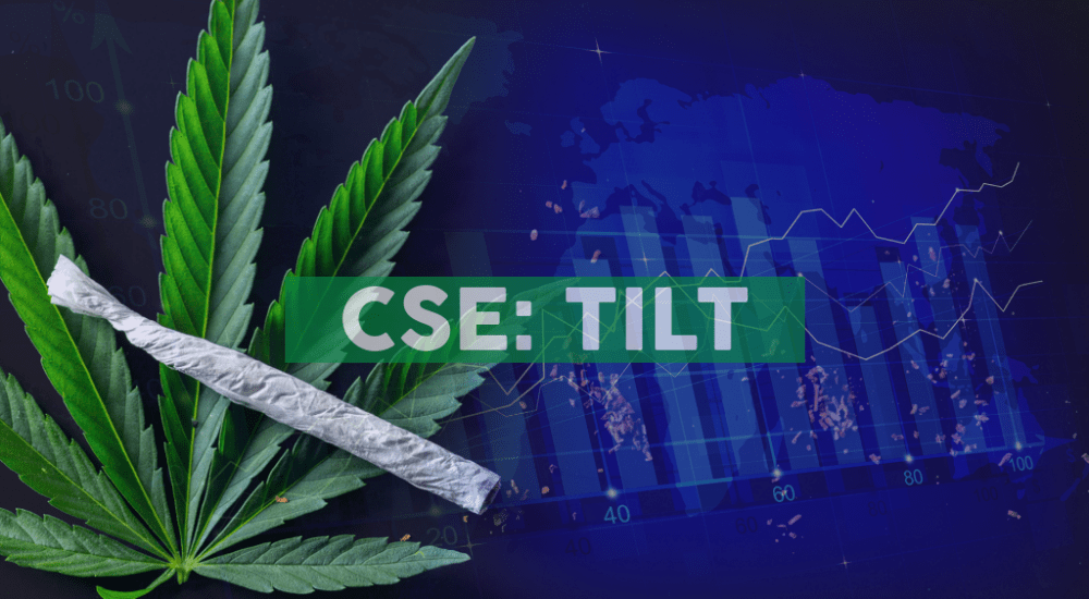 TILT Holdings Announces Closing of Additional US$10.2M, as Previously Announced Shareholder Backed Financing is Oversubscribed