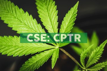 Captor Capital Corp. Changes USOTC Trading Symbol to CPTRF