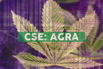 AgraFlora Organics' Cultivation and Manufacturing Infrastructure Well Equipped to Supply C$1.5 Billion Canadian Adult-Use Market