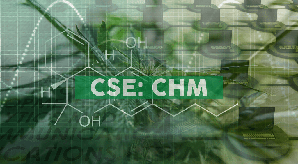 Chemistree Announces Partnership with New Jersey Medical Retail Cannabis License Applicant