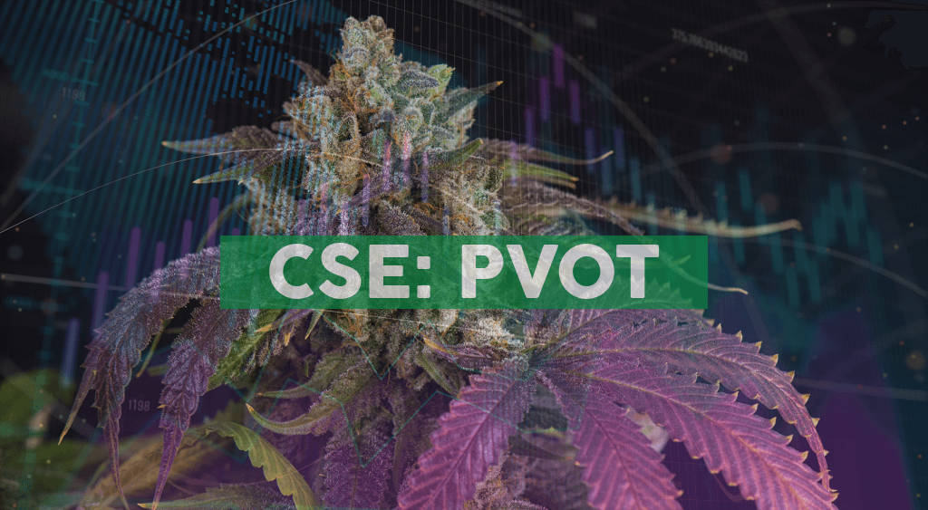 Pivot Pharma Signs Contract Manufacturing Agreement with Growpacker Inc.
