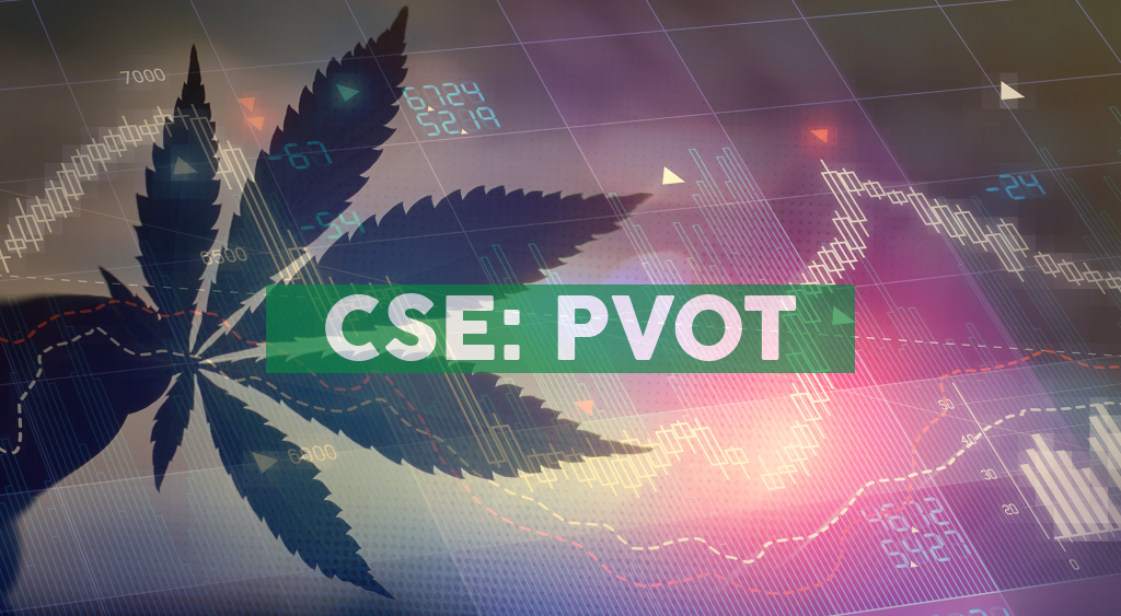Pivot Secures Supply of Pharmaceutical Grade CBD Isolate from PURE Holding AG