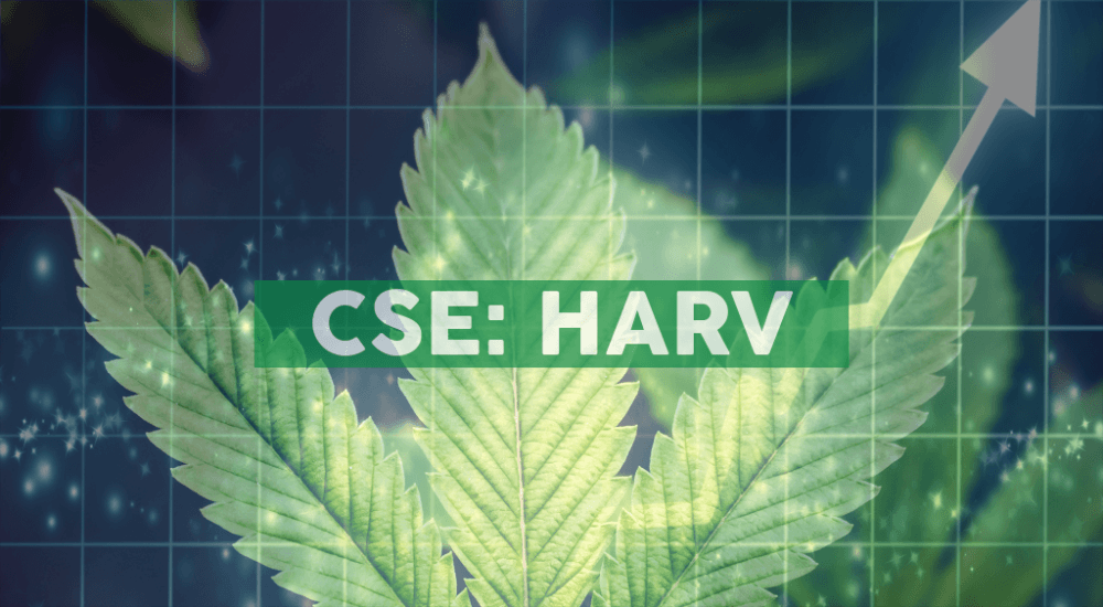 Harvest Successfully Closes $94 Million with First Tranche of Debt Financing & Strengthens Financial Position