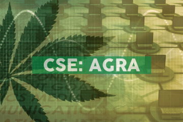AgraFlora Organics Enters 2020 with Fully Automated Industrial Scale Edibles Facility, 2.2m Sq. Ft. Production Facility, Worldwide Distribution and Brands