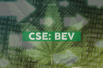 BevCanna to Commercialize Proprietary Nano-Delivery Technology in Line of Cannabis-Infused Beverages