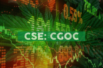 CGOC Announces Intention to Commence Normal Course Issuer Bid; Provides Investor Communications Update