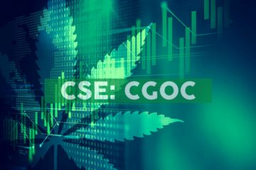 CGOC Announces Closing of Core One Labs Debenture Facility and Share-Swap