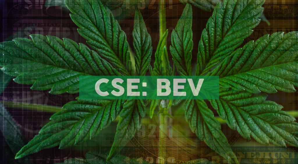 BevCanna Signs LOI with Californian Cannabis Beverage Brand Calexo