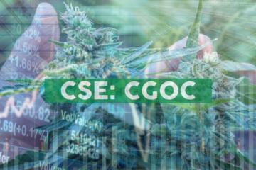 CGOC Announces Securities Issuances