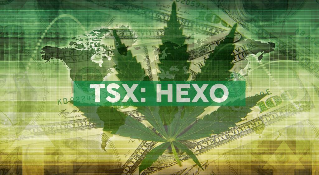 Hexo Corp. Announces C$50 Million Underwritten Public Offering