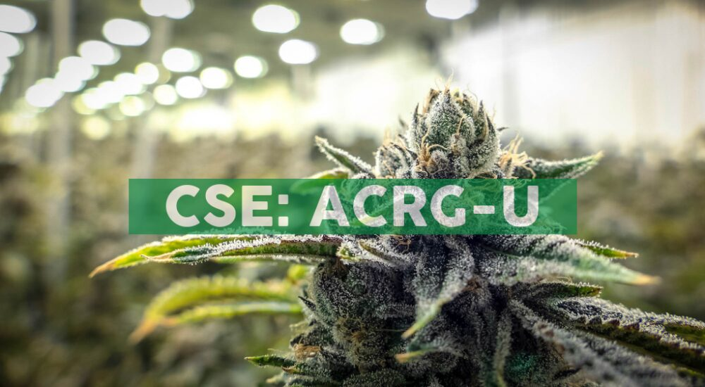 Acreage Holdings Reports First Quarter 2020 Results