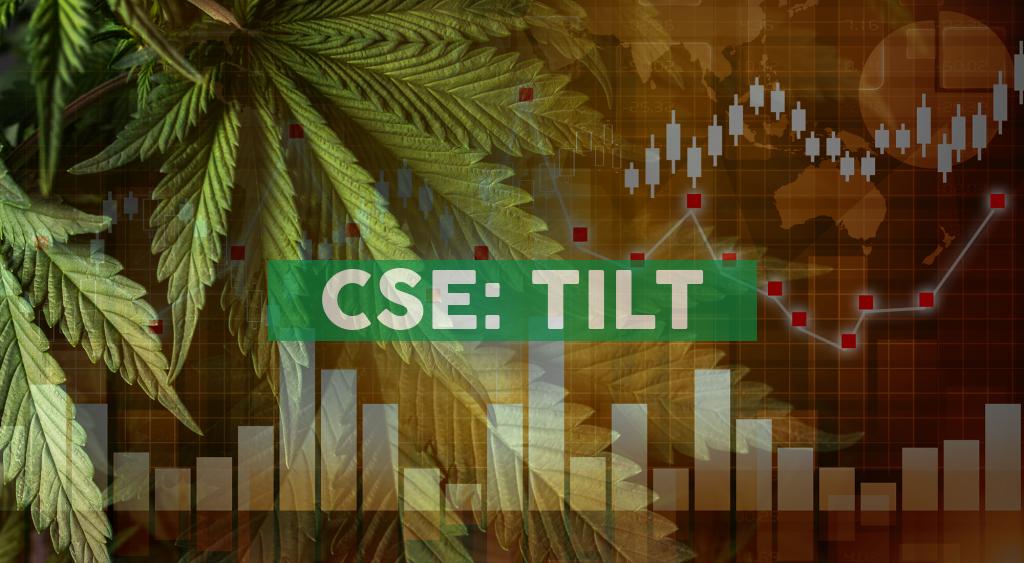 TILT Announces Q1 2020 Financial Results