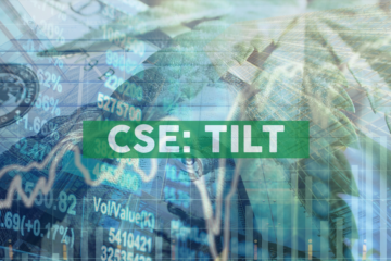 TILT Holdings Announces Earnings and Webcast Dates