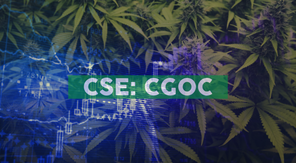 CGOC Acquires Multiple Voting Shares of a Current Investee Company