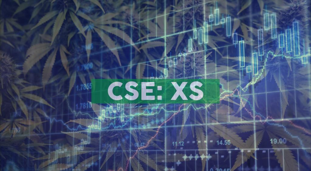 XS Financial Announces Third Tranche Drawdown With PharmaCann