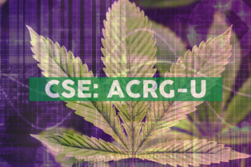Acreage Holdings Announces Filing of Proxy Statement Related to Amended Arrangement with Canopy Growth
