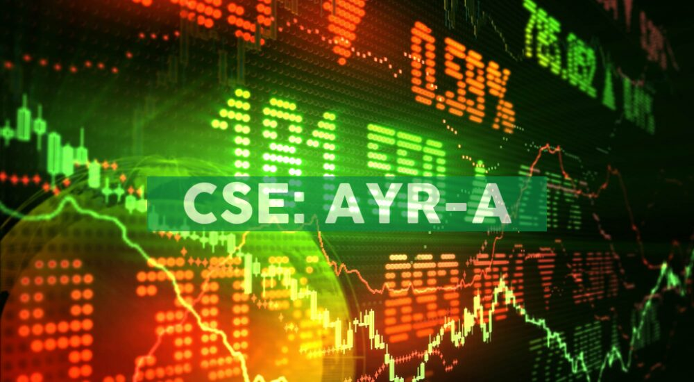 Ayr Strategies Added as a Top 10 Weighted Holding in AdvisorShares' Pure US Cannabis ETF