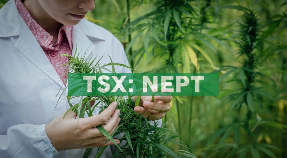 Neptune Wellness Solutions Believes U.S. Federal Regulation Of Cannabis Will Deliver Compound Growth For Decades To Come, Company Poised For Industry Leadership Position