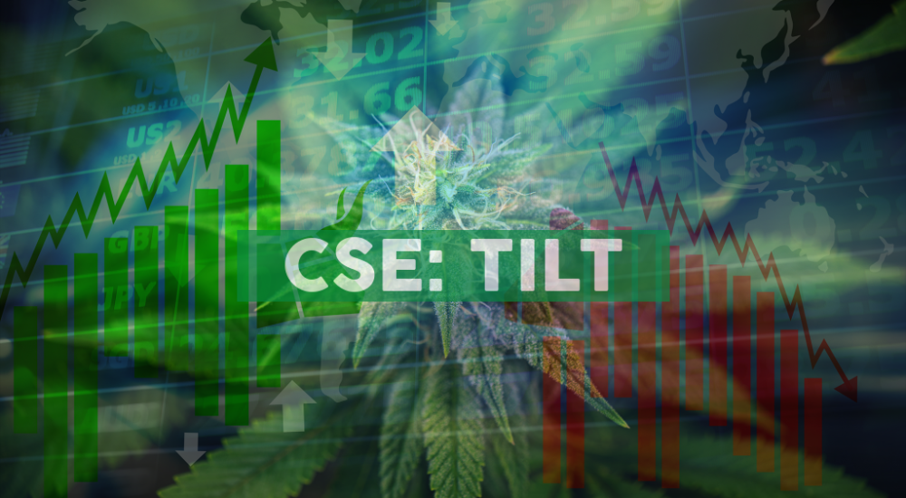 TILT Holdings Announces Upcoming Conference Participation