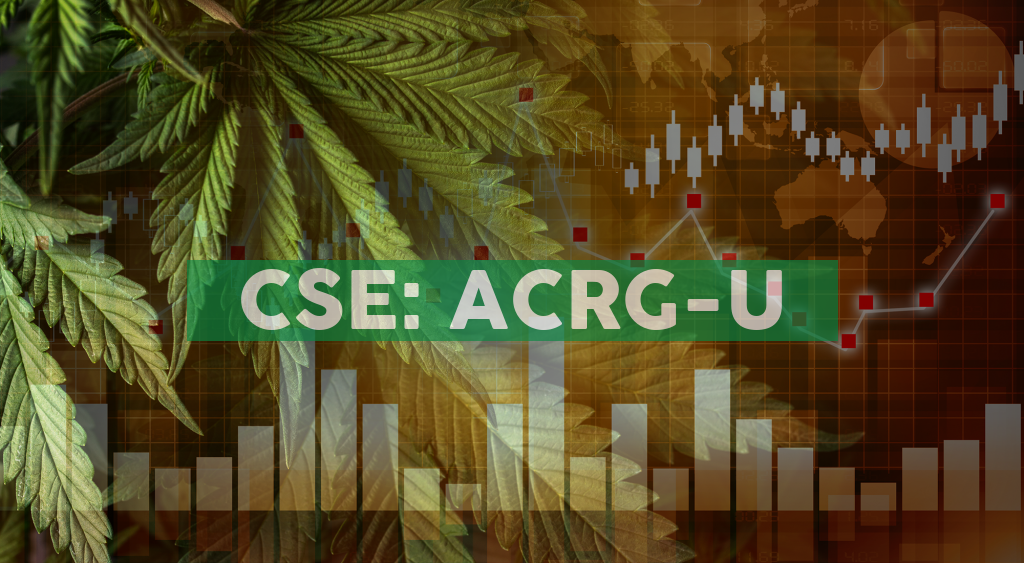 ISS and Glass Lewis Support Acreage Holdings' Amended Plan of Arrangement with Canopy Growth and Recommend that Shareholders Vote FOR the Amendment Resolution