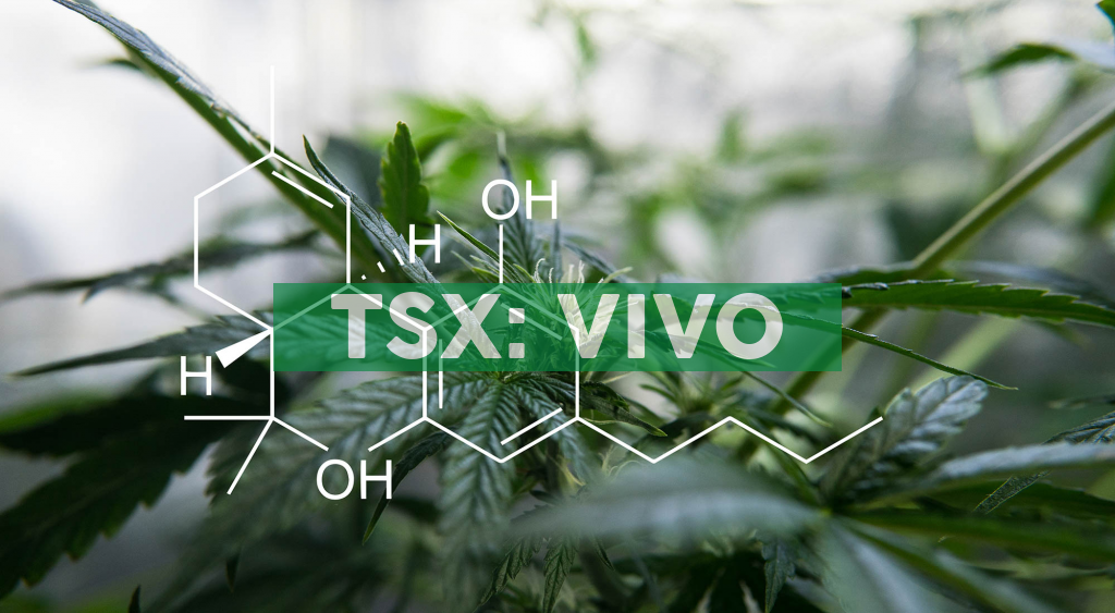 VIVO Cannabis™ Announces Fully Marketed $5 Million Public Offering