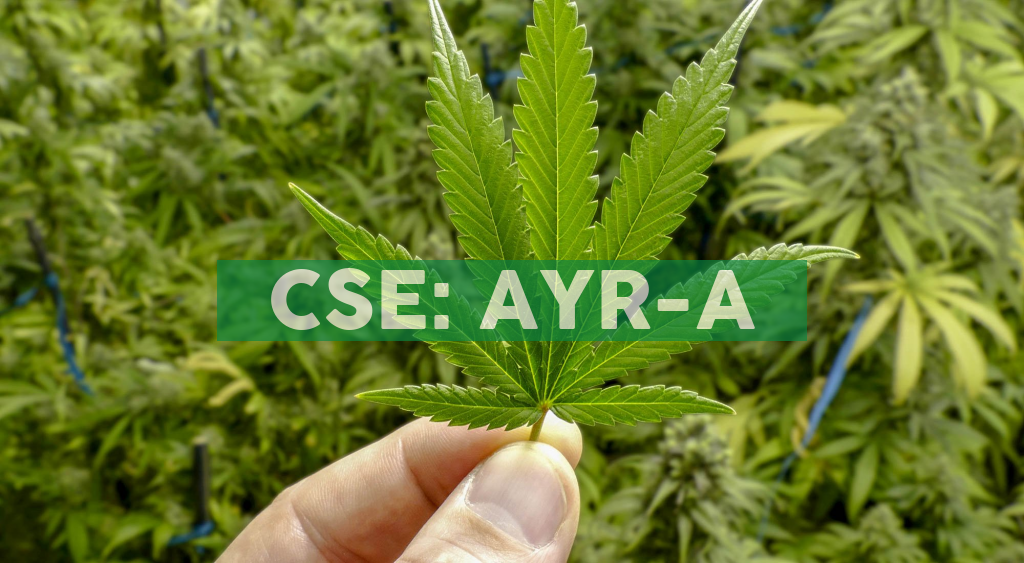 Ayr Strategies Moves to Definitive Merger Agreement with CannTech PA, LLC