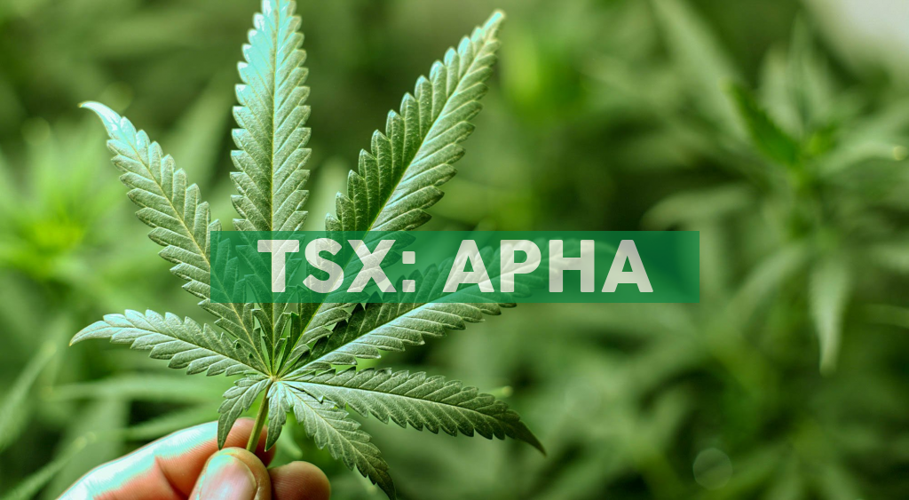 Aphria Inc. Files Amended and Restated Base Shelf Prospectus
