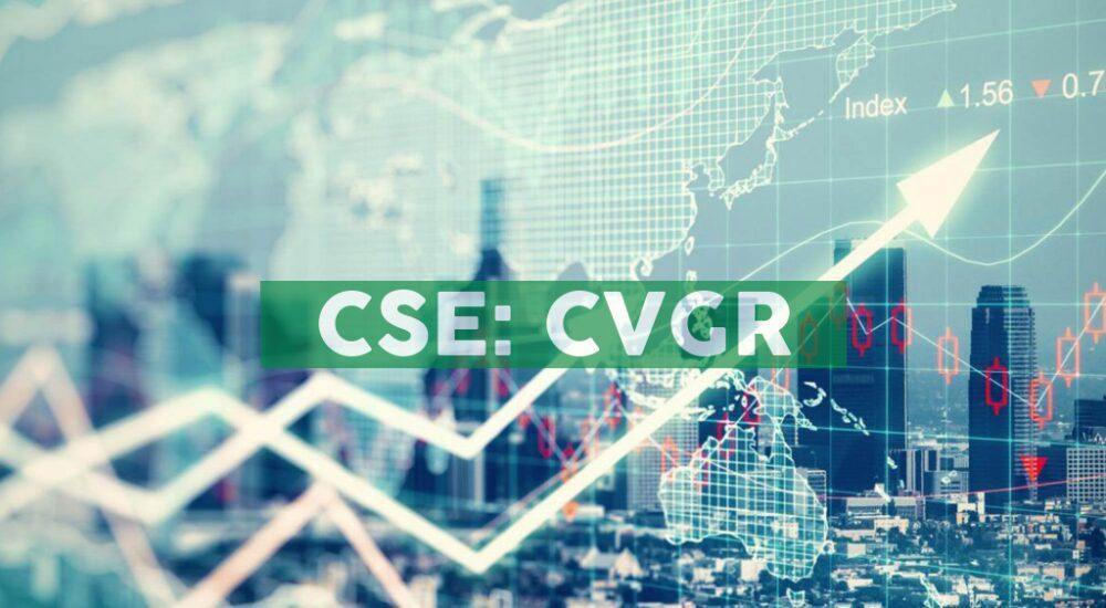 City View Green Holdings Inc. Advances Deposit for Gummy Edibles Equipment