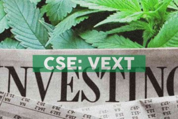 Vext Files Preliminary Prospectus in Respect of Bought Deal Offering and Announces Concurrent Private Placement