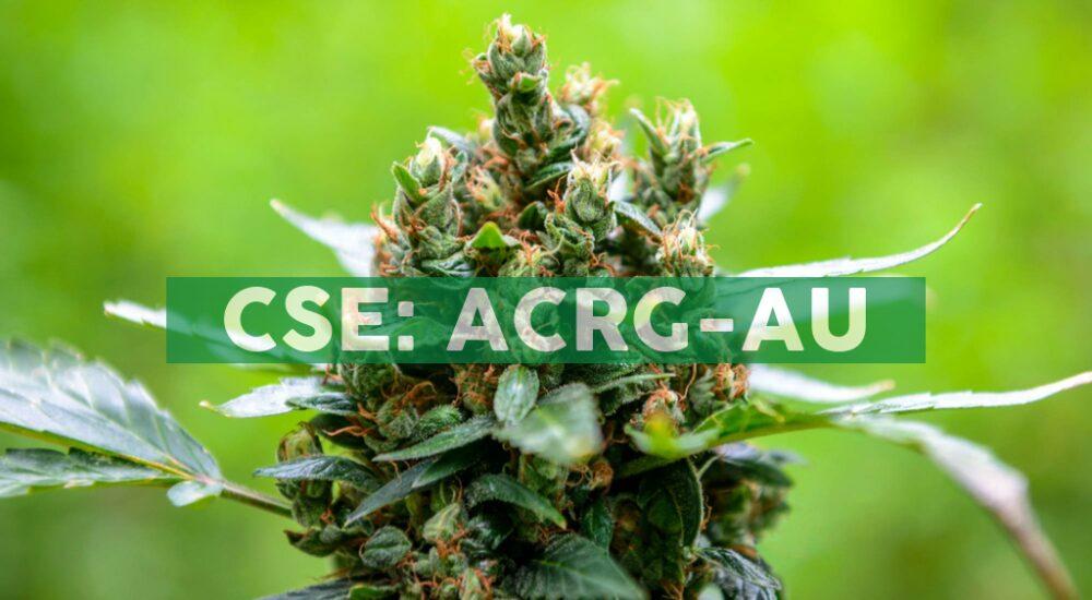 Acreage Announces Management Change