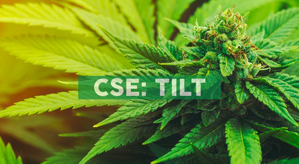 TILT Holdings Provides Preliminary Fourth Quarter Results, Operational Highlights and 2021 Outlook