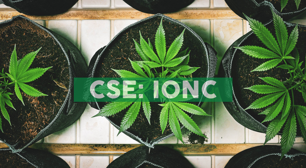 Ionic Brands Corp. Signs Letter of Intent for the Purchase of Assets of Precision Alchemy, LLC an Oregon Based Cannabis Oil Manufacturer