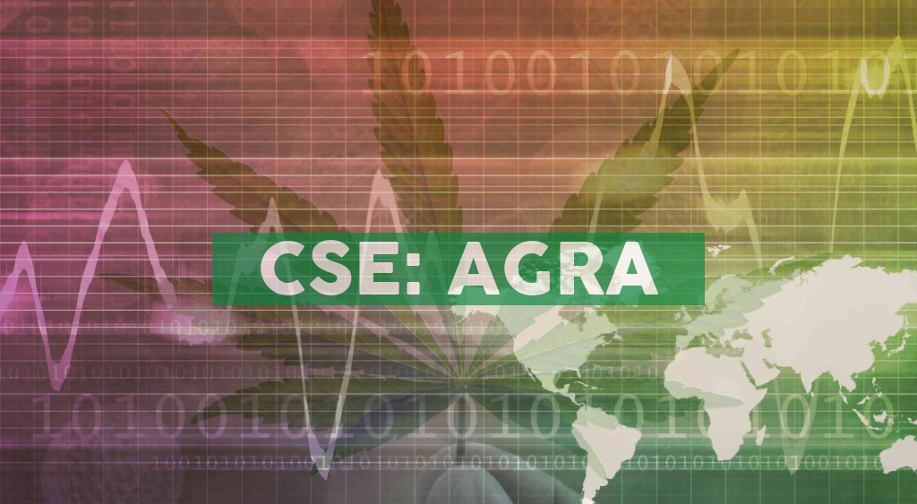 AgraFlora Announces Definitive Agreement to Sell its AAA Heidelberg Subsidiary