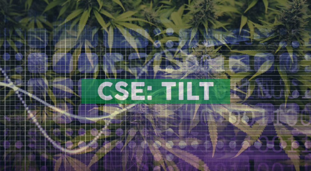 TILT Holdings to Report Fourth Quarter and Fiscal Year-End 2020 Results on Thursday, April 15, 2021