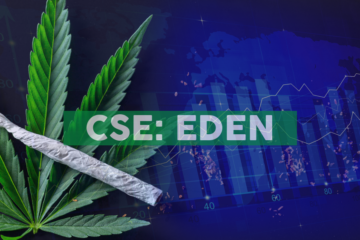 Eden Empire Completes Over-Subscribed Private Placement and Announces CSE Investor Series Showcase