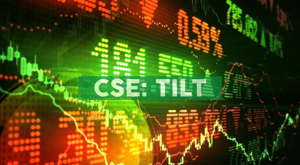 TILT Holdings Enters Into New $10 Million Revolving Credit Facility
