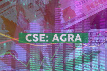 Agra Ventures Announces Change of Auditor