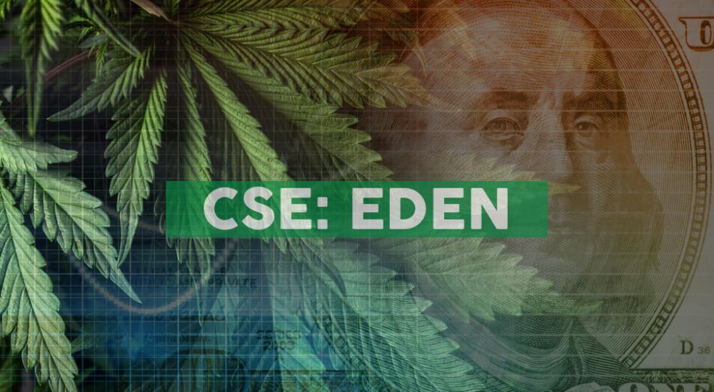 Eden Empire Announces Joint Venture for Flagship Location