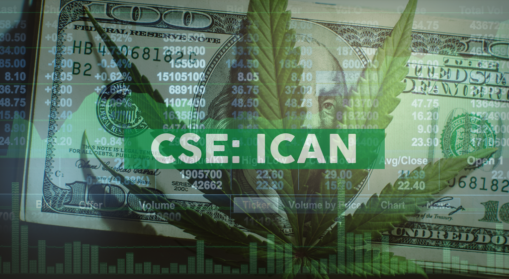 Icanic Brands Announces Binding LOI to Acquire Substance LLC